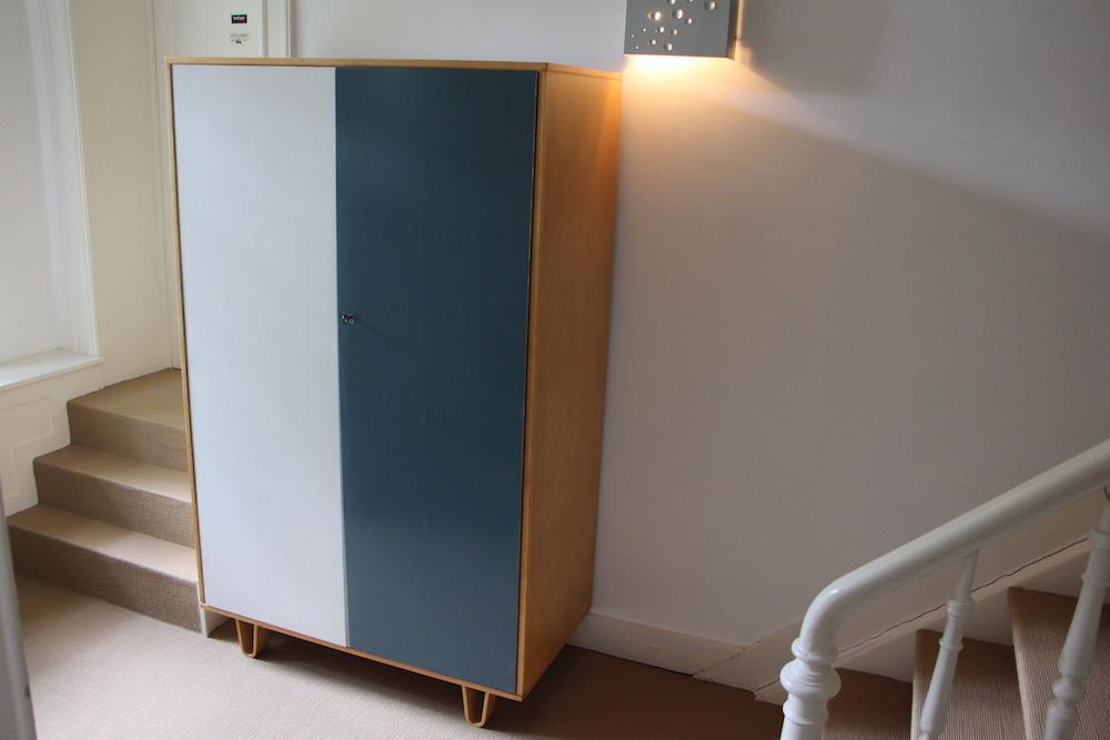KB03 vintage wardrobe Cees Braakman for UMS Pastoe