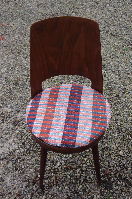 vintage Baumann chairs, Mondor