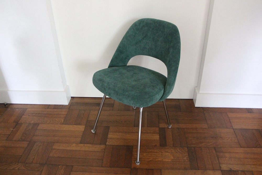 Saarinen executive chair by the Coene