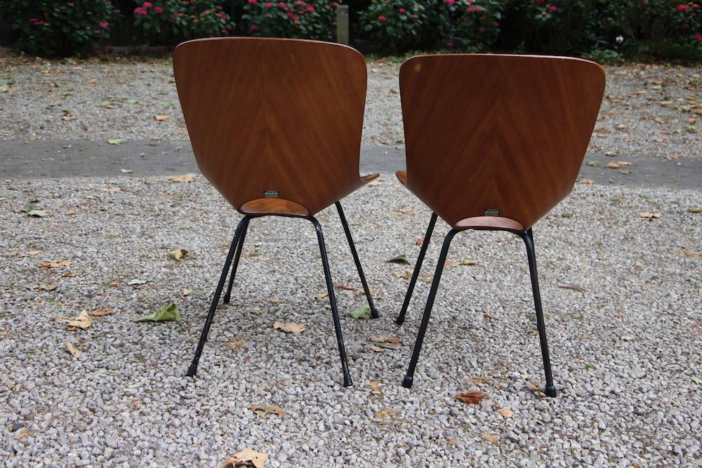 Vittorio Nobili vintage chairs, Fratelli Tagliabue