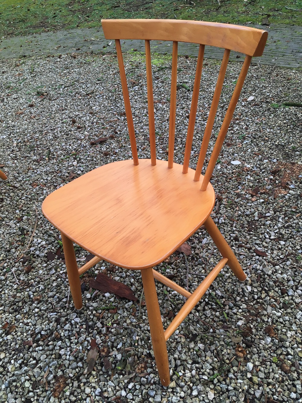 Poul Volther, Danish chairs, Scandinavian design, Danish design,spine chairs, wooden chairs, vintage chairs