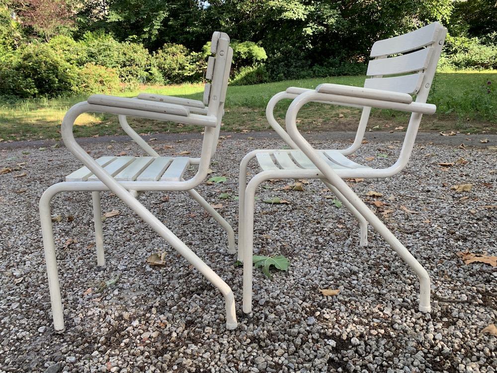 garden chairs, outdoor furniture, vintage garden chairs, vintage outdoor furniture, chaises terrasse, chaises extérieur vintage, chaises vintage, chaise extérieur bois, charming chairs, belles chaises d'extérieur, chaises de terrasse, chaises charmantes, mobilier jardin vintage,
