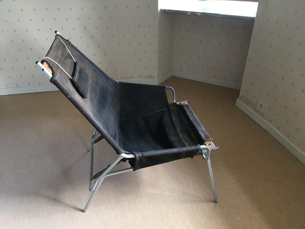 Erik Ole Jorgensen, vintage lounge chair, suede lounge chair, Bovirke, fifties chair, suede chair, Scandinavian design