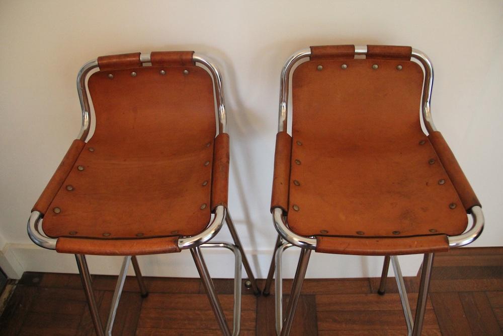 Charlotte Perriand stools