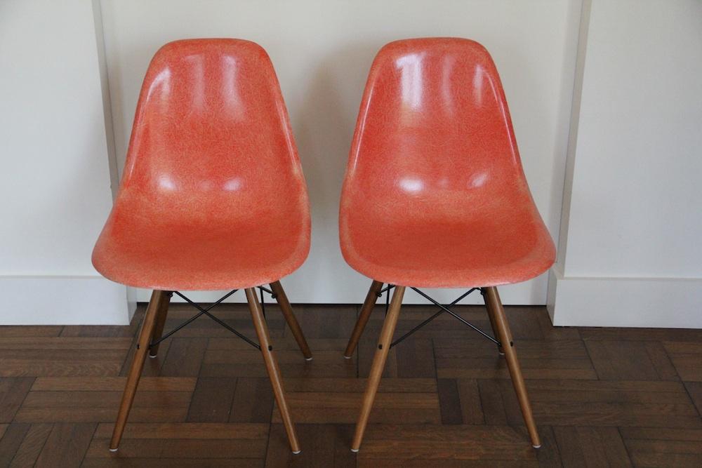 Vintage DSW by Eames for Herman Miller