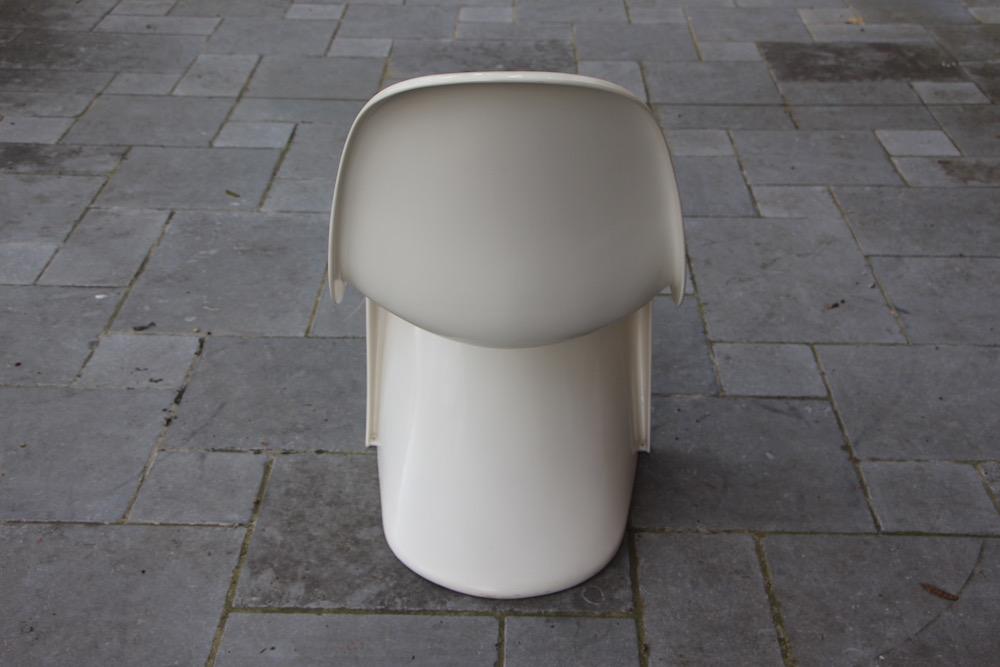 Vintage Panton-chair, Herman Miller-Fehlbaum