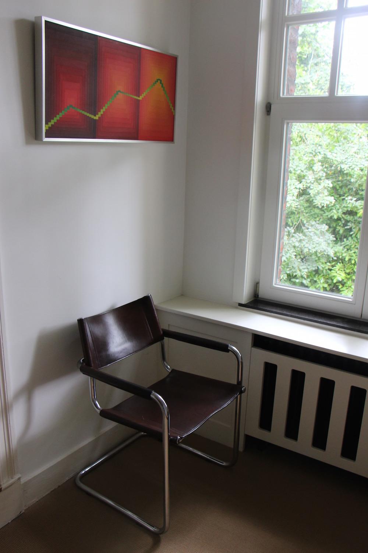 vintage Mart Stam cantilever chair