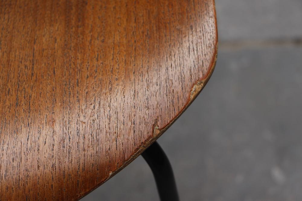 vintage Hammerhead chair by Arne Jacobsen for Fritz Hansen
