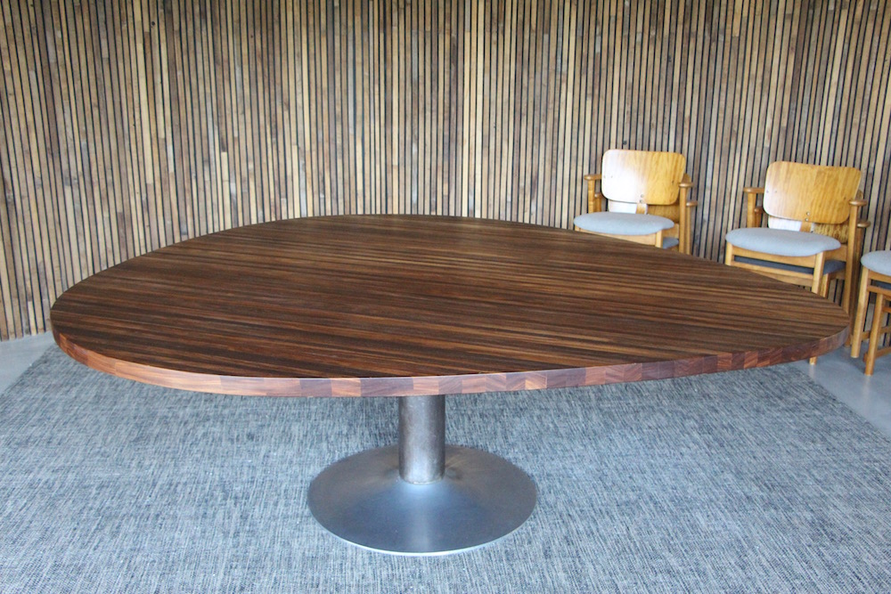 dining table by Marc Corbiau