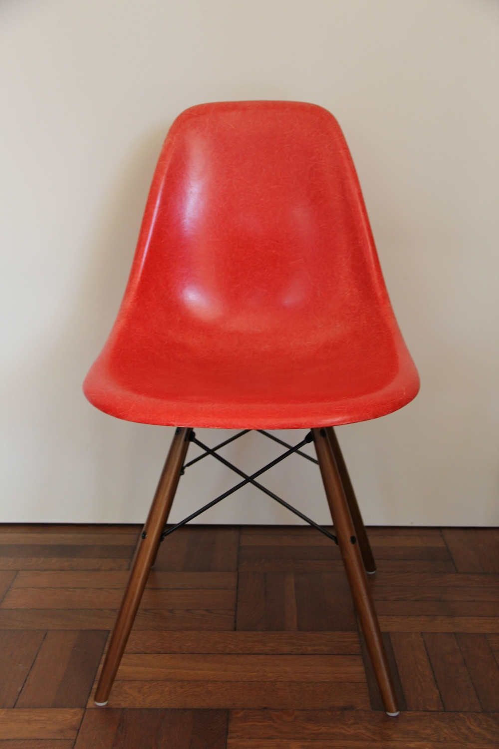 Vintage DSW by Eames for Herman Miller